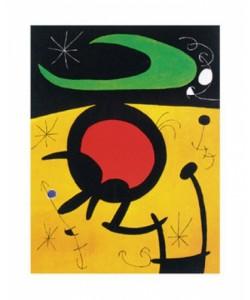 Joan Miro, Vuelo de pajaros