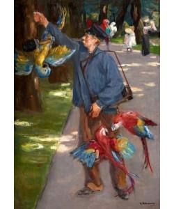 Max Liebermann, Der Papageienmann