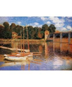 Claude Monet, Il ponte di Argenteuil