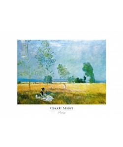 Claude Monet, Printemps