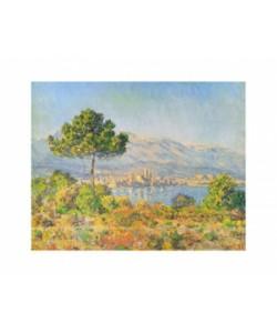Claude Monet, Antibes, 1888
