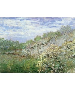 Claude Monet, Bäume in Blüte