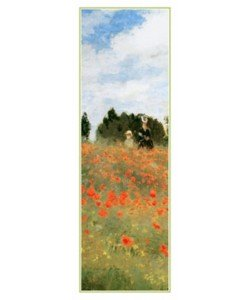 Claude Monet, Mohnfeld bei Argenteuil