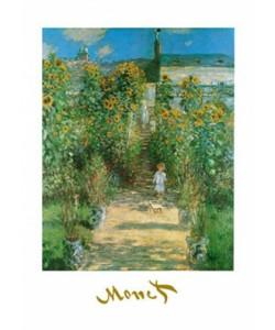 Monet Claude, Il giardino e la casa