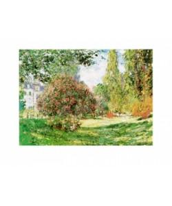 Claude Monet, Park at Monceau
