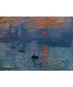 Claude Monet, Sunrise