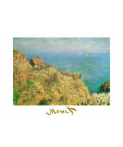 Claude Monet, La casa dei doganieri