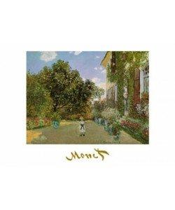 Claude Monet, La casa della artista