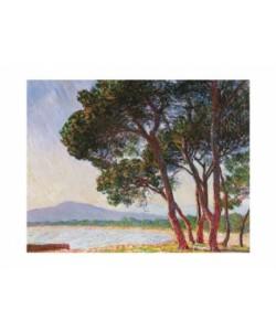 Claude Monet, La plage de Juan-Les-Pins