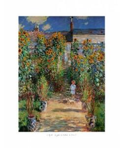 Claude Monet, Artist \'s Garden