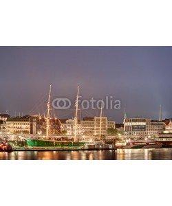 motorradcbr, Hamburg bei Nacht