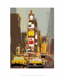 Rod Neer, Times Square
