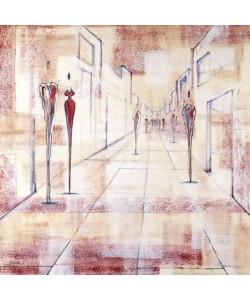 Neumark Joram, Streetlife II (Brown)