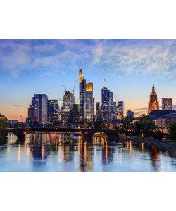 Noppasinw, Frankfurt Skyline, Germany
