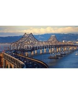 nstanev, Bay Bridge from Treasure Island