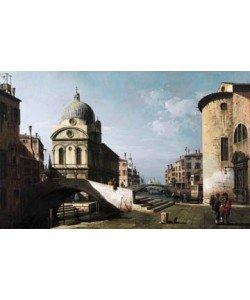 Giovanni Antonio Canaletto, Venezianisches Capriccio