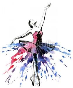 okalinichenko, ballerina
