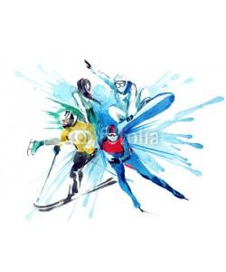okalinichenko, winter sports