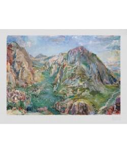 Oskar Kokoschka, Delphi