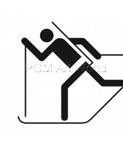 Otl Aicher, Biathlon