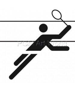 Otl Aicher, Badminton