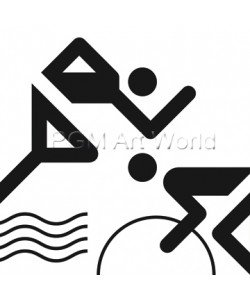 Otl Aicher  Triathlon