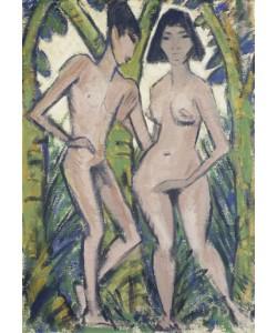 Otto Mueller, Adam und Eva