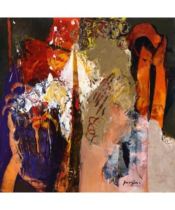 Pascal Magis, Variations abstraites X