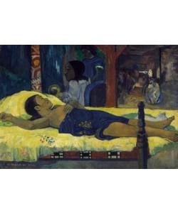 Paul Gauguin, Die Geburt Christi