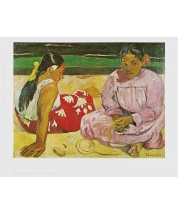 Paul Gauguin, Frauen auf Tahiti
