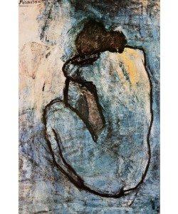 Pablo Picasso, Pablo Picasso, Blauer Akt, ca. 1902