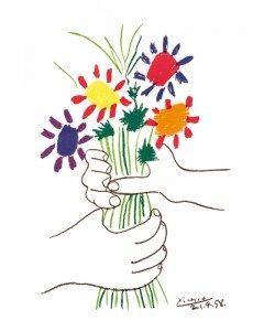 Pablo Picasso, Bouquet