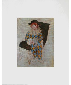 Pablo Picasso, Der Sohn des Künstlers, 1924