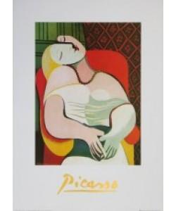Pablo Picasso, Der Traum, 1931