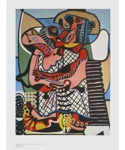 Pablo Picasso, Die Umarmung (Der Kuss)
