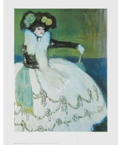 Pablo Picasso, Femme en Bleu