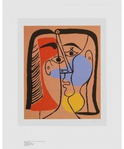 Pablo Picasso, Großer Kopf