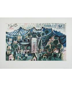 Pablo Picasso, Landschaft