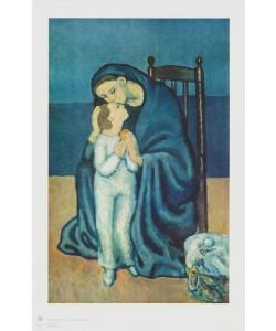 Pablo Picasso, Mutter und Kind
