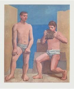 Pablo Picasso, Panflöten