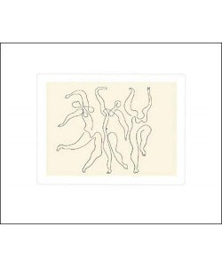 Pablo Picasso, Trois danseuses, 1924 (Büttenpapier)