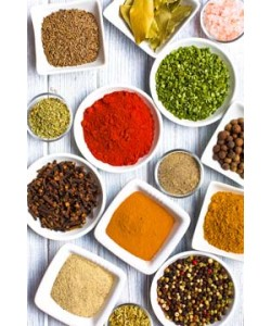 Panthermedia, Colorful Spices And Herbs