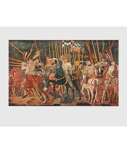 Paolo Uccello, Die Schlacht von San Romano