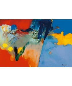 Pascal Magis, Rouge-Bleu II