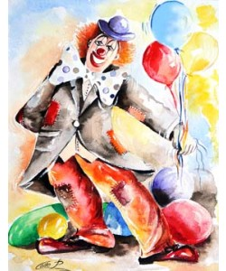 Pasquale Colle, Clown II