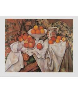 Paul Cézanne, Äpfel und Orangen