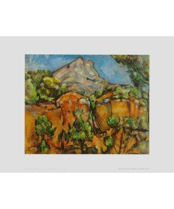 Paul Cézanne, Mont Ste.Victoire