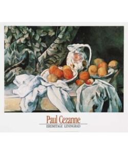 Paul Cézanne, Stilleben mit Früchten