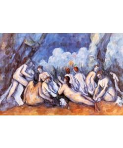 Paul Cézanne, Die großen Badenden