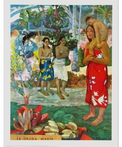 Paul Gauguin, Ave Maria